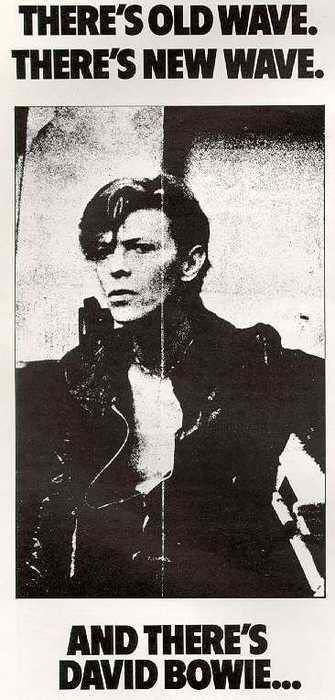 David Bowie - Heroes - Vintage Music Ad