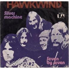 Hawkwind - Silver Machine (1972)