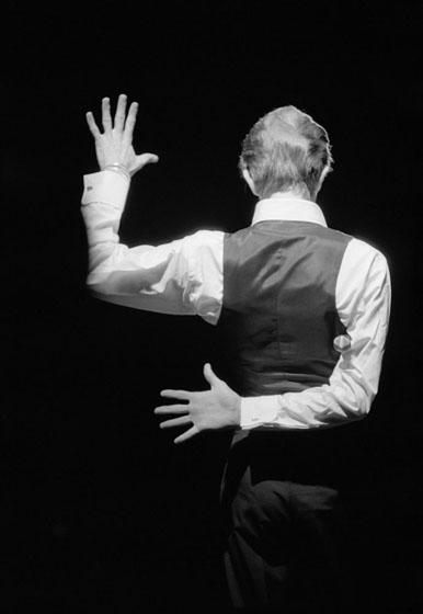 David Bowie Back