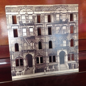 Led Zeppelin - Physical Graffiti - Die-cut sleeve