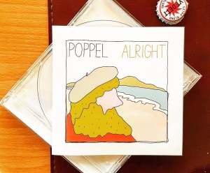 Poppel Alright 2017 Album Gazer Tapes