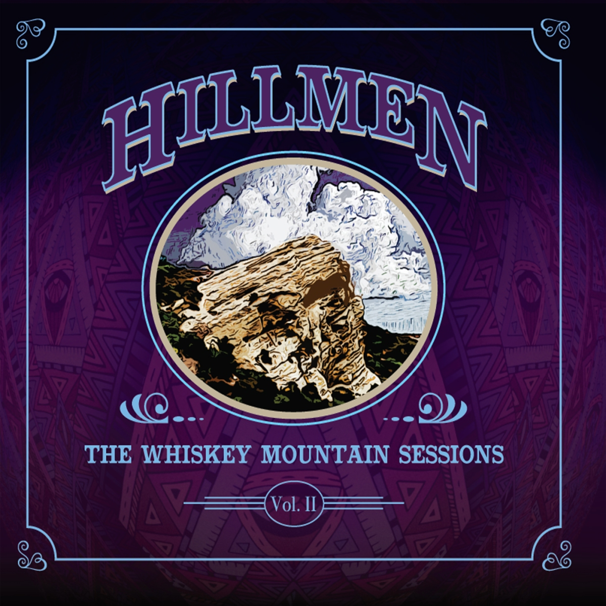 Hillmen Whiskey Mountain Sessions Volume 2