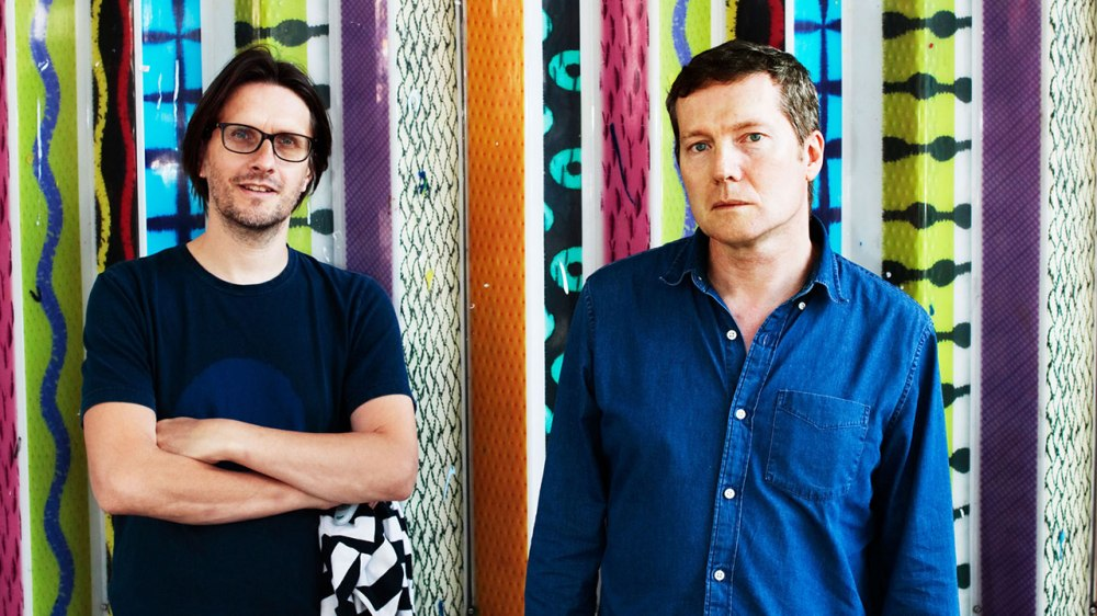 The Album Years Podcast - Steven Wilson & Tim Bowness - No-Man